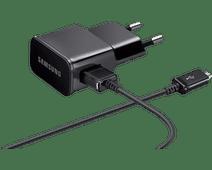 Samsung MicroUSB Thuislader Zwart