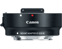 Canon EF (-S) - EF-M Adapter