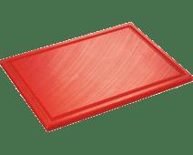 Inno Cuisinno Horeca Chopping board with crease 32,5 cm Red
