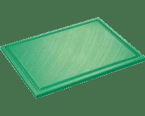 Inno Cuisinno Horeca Chopping board with crease 32,5 cm Green