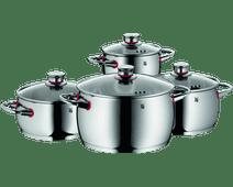 WMF Quality One Ensemble de 4 casseroles