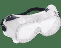 Kreator KRTS30004 Veiligheidsbril PVC Valve