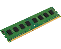 Kingston ValueRAM 4GB DIMM DDR3-1600