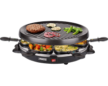 Princess Raclette 6 Grill Party 162725