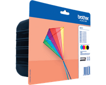 Brother LC-223 4-Color Pack LC-223VALBP