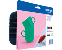 Brother LC-227XLVAL 4-Color Pack XL