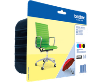 Brother LC-229XLVAL 4-Color Pack XL