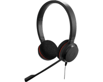 Jabra Evolve 20 UC Stereo Wired Office Headset