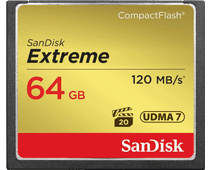 Sandisk CF Extreme 64GB 120Mb/s
