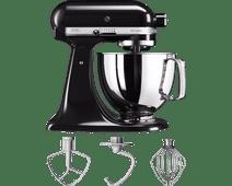 KitchenAid Robot pâtissier multifonction Artisan 5KSM125 Noir Onyx
