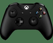 Microsoft Xbox One Manette Sans Fil Noir + Câble