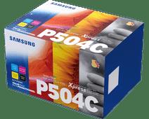 Samsung CLT-P504C/ELS Kit Rainbow