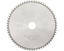 Metabo Zaagblad 216X30X2,4mm 64T