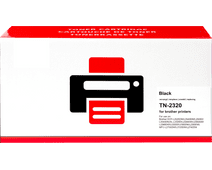Pixeljet TN-2320 Toner Noir pour imprimantes Brother