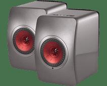 KEF LS50 Sans fil Gris (par deux)