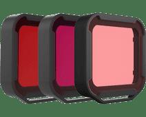 Polar Pro Aqua Filter 3-Pack for Hero 5, 6, and 7 Super Suit