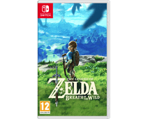 The Legend of Zelda: Breath of the Wild Switch