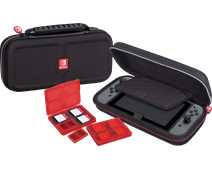 Bigben Nintendo Switch Travel Case Zwart