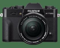 Fujifilm X-T20 Noir + XF 18-55 mm f/2.8-4.0 R LM OIS