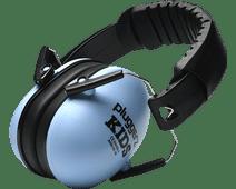 Pluggerz Casque Anti-Bruit Bleu