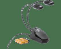 K&M 12270 Lamp voor Bladmuziekstandaard Zwart