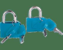 Travel Blue 2 X Identity Key Slot