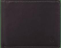 Castelijn & Beerens Billfold 11 Credit cards Black