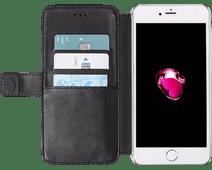 Azuri Wallet Book Case Apple iPhone SE 2 / 8 / 7 / 6 / 6s  Noir