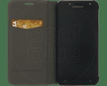 Azuri Booklet Ultra Thin Samsung Galaxy J5 (2017) Book Case Zwart