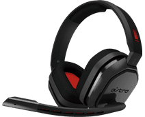 Astro A10 Gaming Headset PC Red