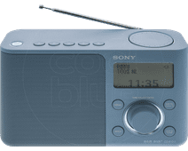 Sony XDR-S61D Blauw