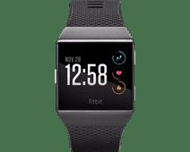 Fitbit Ionic Gris charbon et gris fumé