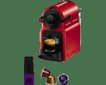 Krups Nespresso Inissia Red XN1005