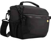 Case Logic Bryker Camera Schoudertas DSLR Large Zwart