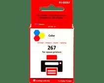 Pixeljet 267 3 Couleurs pour Epson (C13T26704010)