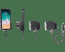 Brodit Houder Apple iPhone X met oplader