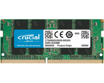 Crucial 16 GB SODIMM DDR4-2400 1 x 16 GB