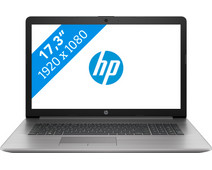 HP 470 G7 i7-16gb-256GB+1tb Azerty