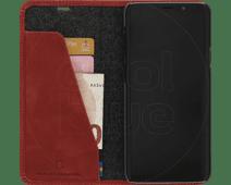Krusell Sunne Samsung Galaxy S9 Book Case Red