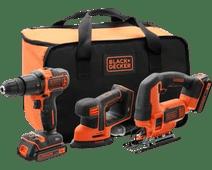 BLACK+DECKER BCK31S1S-QW Combi Set