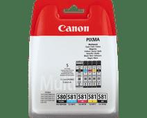 Canon PGI-580/CLI-581 Multipack (2078C005)