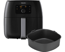 Philips Avance Airfryer XXL HD9653/90 + Moule