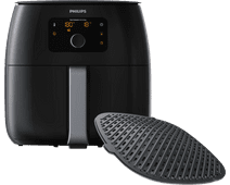 Philips Avance Airfryer XXL HD9654/90 + Plaque de Gril