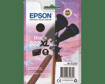 Epson 502XL Noir (C13T02W14010)