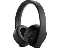 Sony PlayStation Casque Gaming Sans Fil Gold 7.1