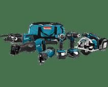 Makita DLX6038T Combiset