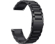 Just in Case Fitbit Versa RVS Watchband Black