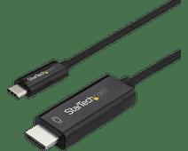 StarTech USB-C naar 4K 60Hz HDMI Converter 1 meter Zwart