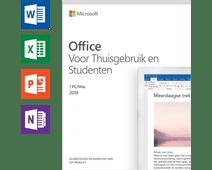 Microsoft Office 2019 Famille et Étudiant EN