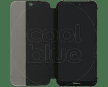 Huawei P20 Lite Flip Cover Book Case Noir